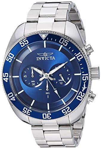 インヴィクタ インビクタ プロダイバー 腕時計 メンズ 【送料無料】Invicta Men's Pro Diver Quartz Watch with Stainless Steel Strap, Silver, 24 (Model: 30055)インヴィクタ インビクタ プロダイバー 腕時計 メンズ