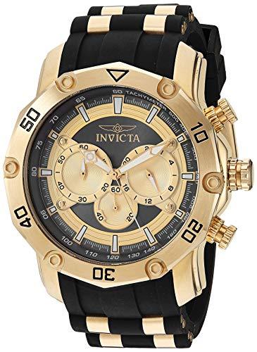 インヴィクタ インビクタ プロダイバー 腕時計 メンズ Invicta Men's Pro Diver Stainless Steel Quartz Watch with Silicone Strap, Black, 26 (Model: 30029)インヴィクタ インビクタ プロダイバー 腕時計 メンズ