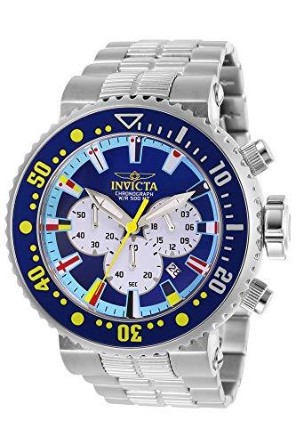 インヴィクタ インビクタ プロダイバー 腕時計 メンズ Invicta Men's Pro Diver Quartz Watch with Stainless Steel Strap, Silver, 29.8 (Model: 27660)インヴィクタ インビクタ プロダイバー 腕時計 メンズ