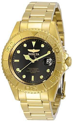 腕時計 インヴィクタ インビクタ プロダイバー メンズ 【送料無料】Invicta Men's Pro Diver Quartz Watch with Stainless Steel Strap, Gold, 18 (Model: 29939)腕時計 インヴィクタ インビクタ プロダイバー メンズ