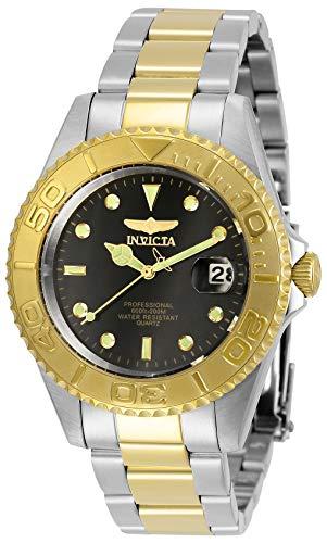 腕時計 インヴィクタ インビクタ プロダイバー メンズ 【送料無料】Invicta Men's Pro Diver Quartz Watch with Stainless Steel Strap, Two Tone, 18 (Model: 29941)腕時計 インヴィクタ インビクタ プロダイバー メンズ