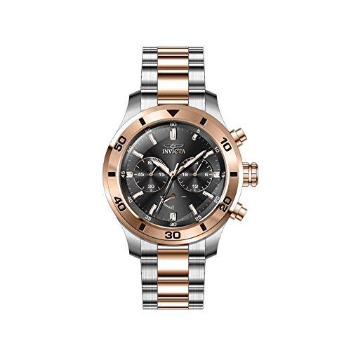 インヴィクタ インビクタ 腕時計 メンズ 【送料無料】Invicta Specialty Chronograph Quartz Black Dial Men's Watch 28890インヴィクタ インビクタ 腕時計 メンズ