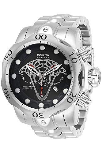 インヴィクタ インビクタ 腕時計 メンズ 【送料無料】Invicta Men's Reserve Quartz Watch with Stainless Steel Strap, Silver, 26 (Model: 27758)インヴィクタ インビクタ 腕時計 メンズ