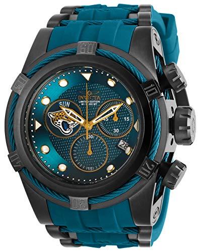 インヴィクタ インビクタ 腕時計 メンズ 【送料無料】INVICTA NFL Jacksonville Jaguars Bolt Zeusインヴィクタ インビクタ 腕時計 メンズ