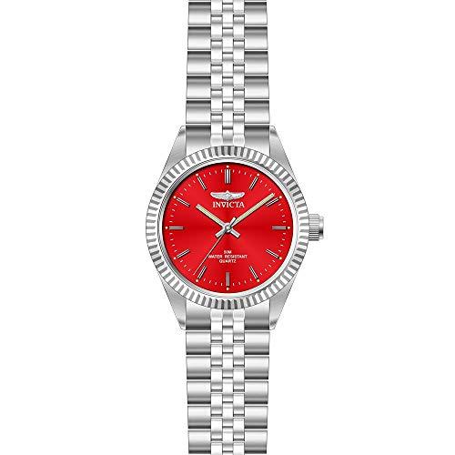 インヴィクタ インビクタ 腕時計 メンズ Invicta Specialty Red Dial Men's Watch 29376インヴィクタ インビクタ 腕時計 メンズ