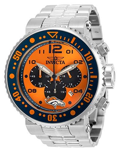 インヴィクタ インビクタ 腕時計 メンズ 【送料無料】INVICTA NFL Denver Broncos Grand Diverインヴィクタ インビクタ 腕時計 メンズ