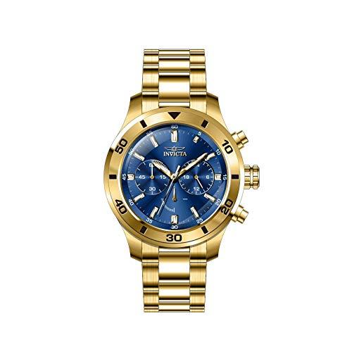 腕時計 インヴィクタ インビクタ メンズ 【送料無料】Invicta Specialty Chronograph Quartz Blue Dial Men's Watch 28892腕時計 インヴィクタ インビクタ メンズ