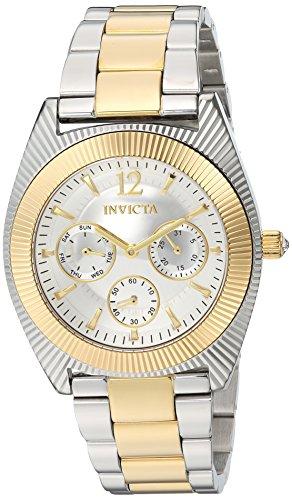 インヴィクタ インビクタ 腕時計 レディース 【送料無料】Invicta Women's Angel Quartz Watch with Stainless-Steel Strap, Two Tone, 21 (Model: 23752)インヴィクタ インビクタ 腕時計 レディース