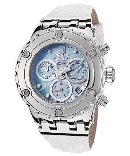 インヴィクタ インビクタ 腕時計 レディース 【送料無料】Invicta Women's 14607 Jason Taylor Analog Display Swiss Quartz White Watchインヴィクタ インビクタ 腕時計 レディース