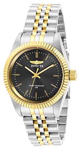 インヴィクタ インビクタ 腕時計 レディース 【送料無料】Invicta Women's Specialty Quartz Watch with Stainless Steel Strap, Two Tone, 18 (Model: 29400)インヴィクタ インビクタ 腕時計 レディース