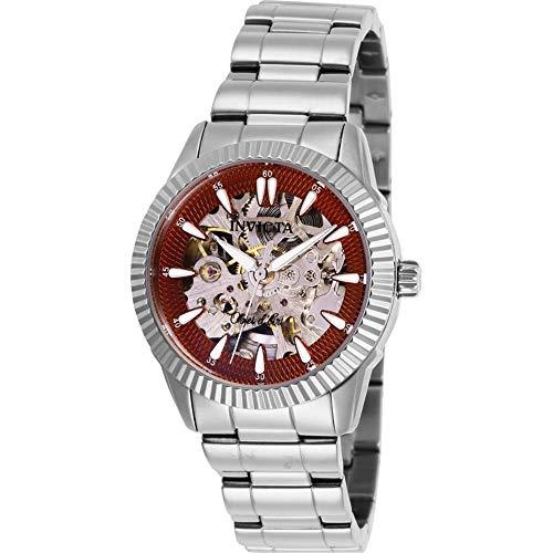 インヴィクタ インビクタ 腕時計 レディース 【送料無料】Invicta Objet D Art Automatic Red Dial Ladies Watch 26361インヴィクタ インビクタ 腕時計 レディース