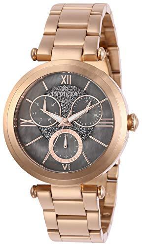 腕時計 インヴィクタ インビクタ レディース 【送料無料】Invicta Women's Angel Analog Quartz Watch with Stainless Steel Strap, Gold, 18 (Model: 28937)腕時計 インヴィクタ インビクタ レディース