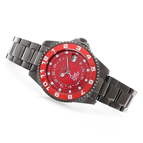 インヴィクタ インビクタ 腕時計 レディース 【送料無料】Invicta 18250 Women's Grand Ocean Quartz GMT Stainless Steel Bracelet Watchインヴィクタ インビクタ 腕時計 レディース