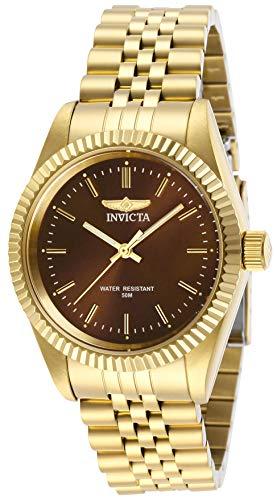 インヴィクタ インビクタ 腕時計 レディース 【送料無料】Invicta Specialty Brown Dial Ladies Watch 29410インヴィクタ インビクタ 腕時計 レディース
