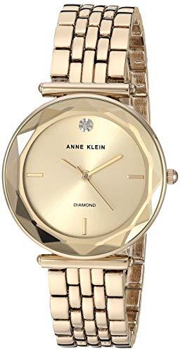 アンクライン 腕時計 レディース 【送料無料】Anne Klein Dress Watch (Model: AK/3412CHGB)アンクライン 腕時計 レディース