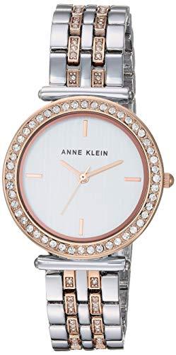 アンクライン 腕時計 レディース 【送料無料】Anne Klein Dress Watch (Model: AK/3409SVRT)アンクライン 腕時計 レディース