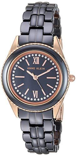 アンクライン 腕時計 レディース 【送料無料】Anne Klein Dress Watch (Model: AK/3410BKRG)アンクライン 腕時計 レディース