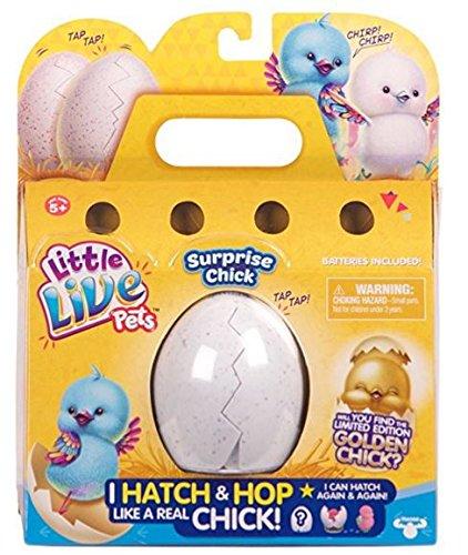 リトルライブペッツ ぬいぐるみ リアル 動く 鳴く 【送料無料】Little Live Pets Season 1 Surprise Chick Masterリトルライブペッツ ぬいぐるみ リアル 動く 鳴く