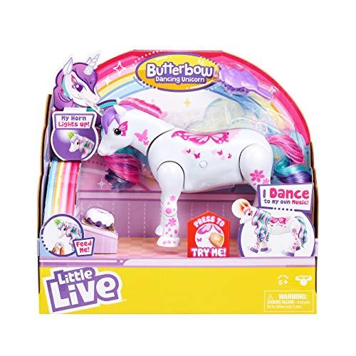 リトルライブペッツ ぬいぐるみ リアル 動く 鳴く Little Live Pets Unicorn - Butterbowリトルライブペッツ ぬいぐるみ リアル 動く 鳴く