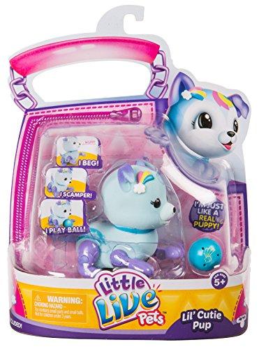 リトルライブペッツ ぬいぐるみ リアル 動く 鳴く Little Live Pets S1 Cutie Pup Single Pack - Starbowリトルライブペッツ ぬいぐるみ リアル 動く 鳴く