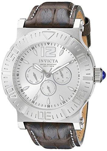インヴィクタ インビクタ 腕時計 メンズ 14915 【送料無料】Invicta Men's 14915 Specialty Analog Display Swiss Quartz Grey Watchインヴィクタ インビクタ 腕時計 メンズ 14915