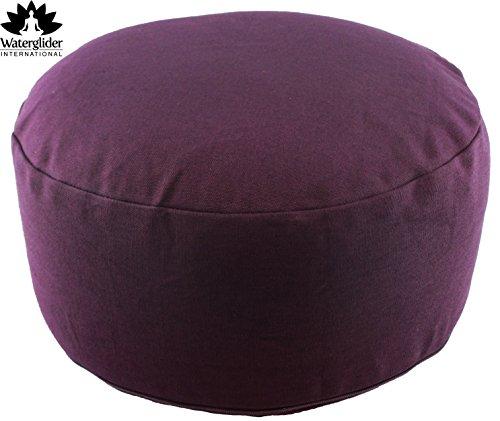 祝開店!大放出セール開催中 ヨガ フィットネス Waterglider 12 International フィットネス Zafu Organic Cotton inch)ヨガ Meditation Pillow: Rondo Style with Liner- 6 Colors (plum, standard 12 inch)ヨガ フィットネス, 株式会社光商:024dab1a --- supervision-berlin-brandenburg.com