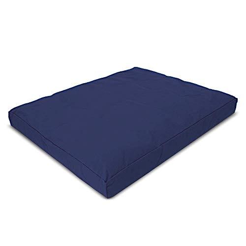 無料ラッピングでプレゼントや贈り物にも。逆輸入並行輸入送料込 ヨガ フィットネス 【送料無料】Bean Products Zabuton Meditation Cushion, Small, Navy - 10oz Cottonヨガ フィットネス