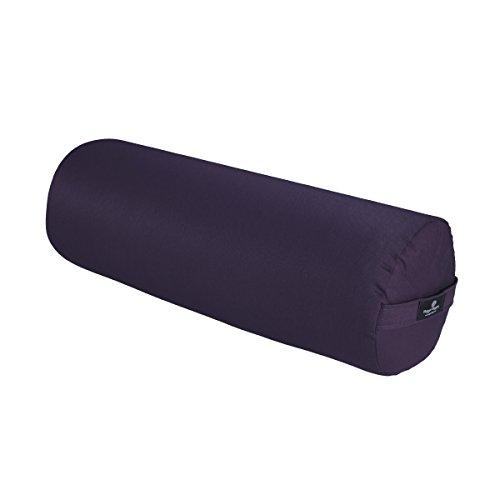 ヨガ フィットネス BO-ROUND-CHOICE-PLUM 【送料無料】Hugger Mugger Round Yoga Bolster (Plum)ヨガ フィットネス BO-ROUND-CHOICE-PLUM