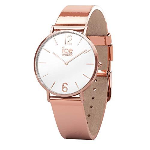 アイスウォッチ 腕時計 レディース かわいい 【送料無料】Ice-Watch Women's Analogue Quartz Watch with Leather Strap 15085アイスウォッチ 腕時計 レディース かわいい