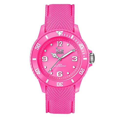 腕時計 アイスウォッチ レディース かわいい 夏の腕時計特集 【送料無料】Ice-Watch - ICE Sixty Nine Neon Pink - Women's Wristwatch with Silicon Strap - 014236 (Medium)腕時計 アイスウォッチ レディース かわいい 夏の腕時計特集