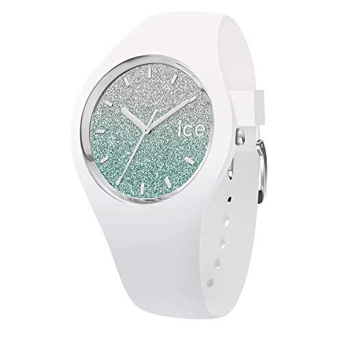 アイスウォッチ 腕時計 レディース かわいい 【送料無料】Ice-Watch - ICE lo White Turquoise - Women's Wristwatch with Silicon Strap - 013426 (Small)アイスウォッチ 腕時計 レディース かわいい