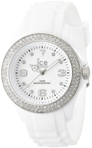 アイスウォッチ 腕時計 レディース かわいい 【送料無料】Ice Watch Stone - White Silverアイスウォッチ 腕時計 レディース かわいい