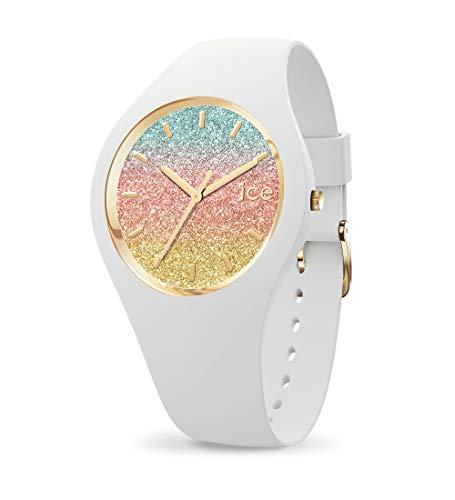 アイスウォッチ 腕時計 レディース かわいい 夏の腕時計特集 【送料無料】Silicone Watch ICE- WATCH IC016901 Woman Whiteアイスウォッチ 腕時計 レディース かわいい 夏の腕時計特集