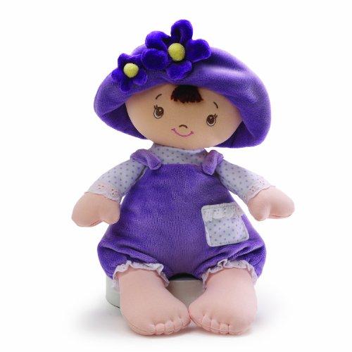 ガンド ぬいぐるみ リアル お世話 かわいい 【送料無料】GUND Gigi Play Time Doll Plushガンド ぬいぐるみ リアル お世話 かわいい