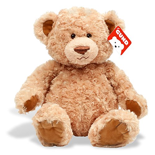 ガンド ぬいぐるみ リアル お世話 かわいい Gund Soft, Huggable Maxie Teddy Bear, The One They Will Love Forever, Plush Stuffed Animal 19