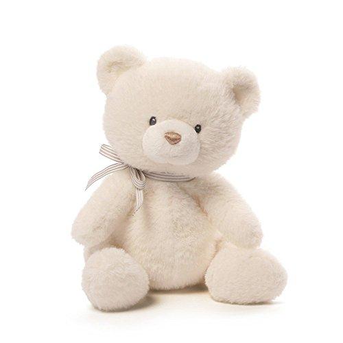 ガンド ぬいぐるみ リアル お世話 かわいい Baby GUND Oh So Soft Teddy Bear Stuffed Animal Plush, Cream, 12