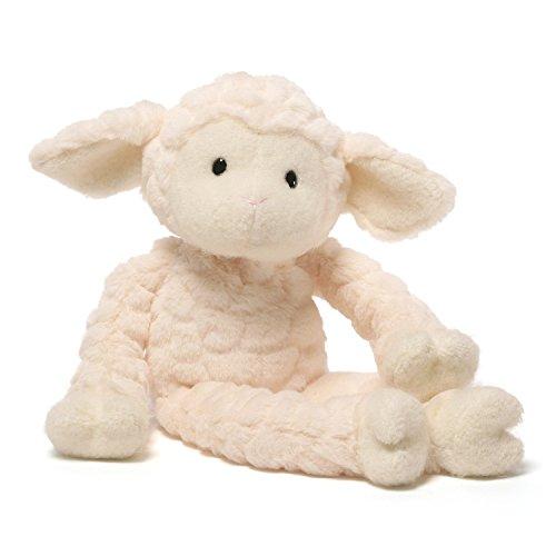 ガンド ぬいぐるみ リアル お世話 かわいい 【送料無料】GUND Ailish Lamb Take Along Stuffed Animal Plush, 13