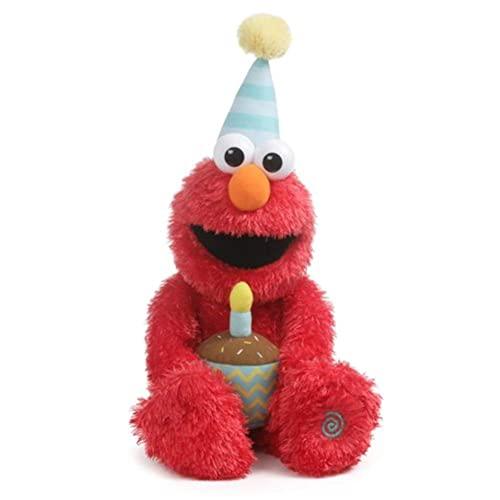 ガンド ぬいぐるみ リアル お世話 かわいい 【送料無料】GUND - Animated Happy Birthday Elmoガンド ぬいぐるみ リアル お世話 かわいい