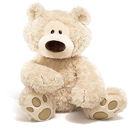 ガンド ぬいぐるみ リアル お世話 かわいい 【送料無料】GUND Philbin Teddy Bear Large Stuffed Animal Plush, Beige, 18