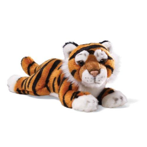 ガンド ぬいぐるみ リアル お世話 かわいい GUND 褐色 Tiger Small 11