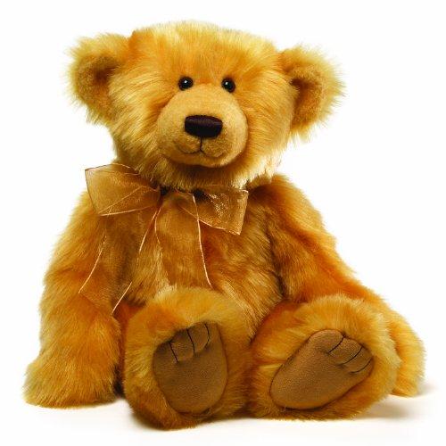 ガンド ぬいぐるみ リアル お世話 かわいい 【送料無料】GUND Barley Gold Bear Plushガンド ぬいぐるみ リアル お世話 かわいい