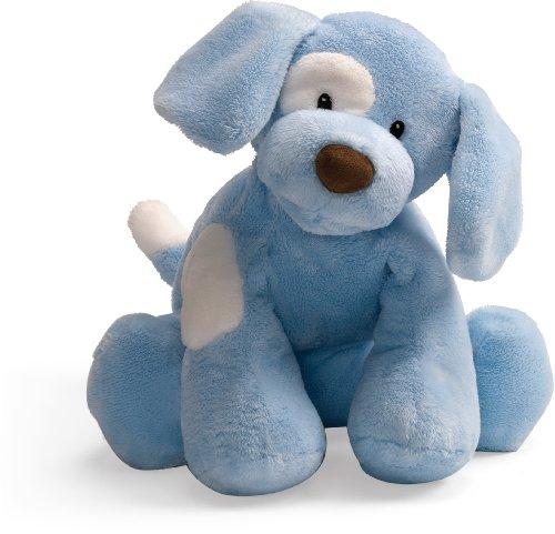 ガンド ぬいぐるみ リアル お世話 かわいい 【送料無料】Gund Baby Spunky Plush Puppy Toy Extra Large, Blueガンド ぬいぐるみ リアル お世話 かわいい
