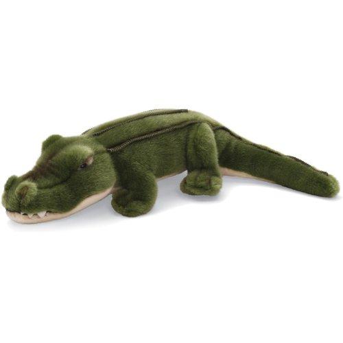 ガンド ぬいぐるみ リアル お世話 かわいい Gund Alligator 5