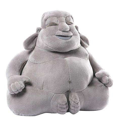 ガンド ぬいぐるみ リアル お世話 かわいい 【送料無料】GUND Huggy Buddha Gray Plush, 11 inchesガンド ぬいぐるみ リアル お世話 かわいい