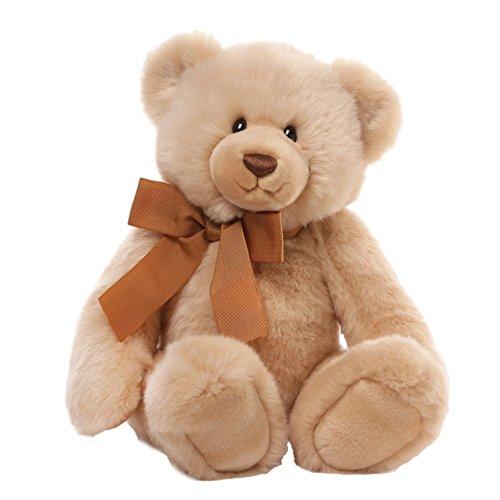 ガンド ぬいぐるみ リアル お世話 かわいい 【送料無料】GUND Pekoe Teddy Bear Stuffed Animal Plush, Tan, 19