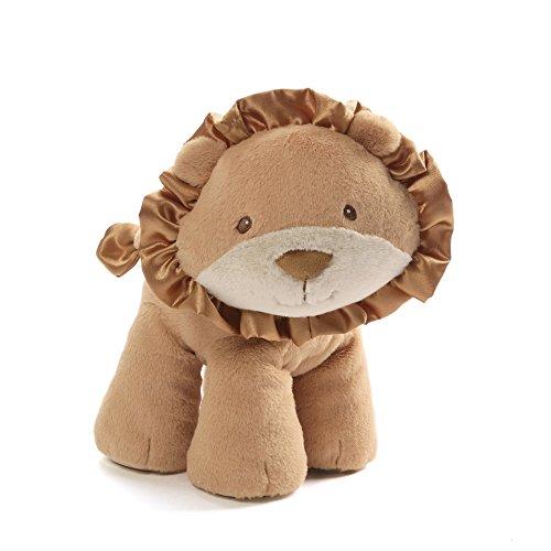 ガンド ぬいぐるみ リアル お世話 かわいい 【送料無料】Baby GUND Leo Lion Stuffed Animal Plush, Brown, 10