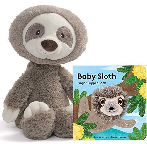 ガンド ぬいぐるみ リアル お世話 かわいい 【送料無料】GUND Baby Toothpick Sloth Plush Stuffed Animal 12