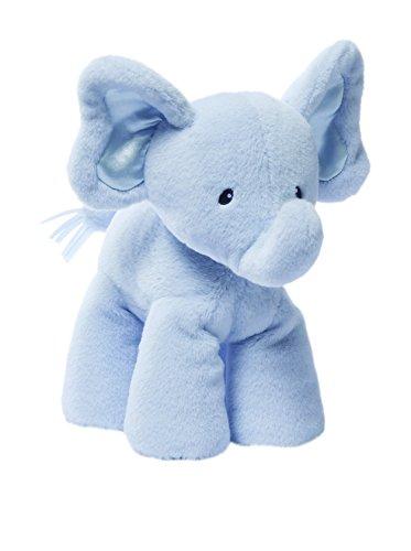 ガンド ぬいぐるみ リアル お世話 かわいい 【送料無料】Gund Baby Bubbles Elephant Plush, Blue, 10