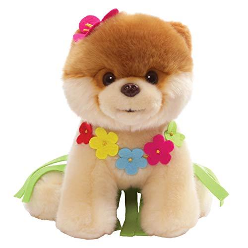 ガンド ぬいぐるみ リアル お世話 かわいい 【送料無料】GUND Hula Boo Plush Stuffed Dog, 9