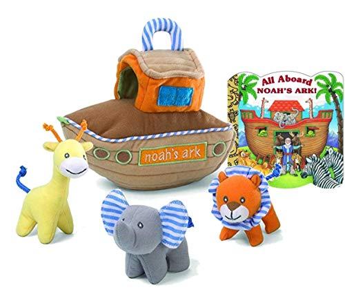 ガンド ぬいぐるみ リアル お世話 かわいい 【送料無料】GUND Baby Noah's Ark 8